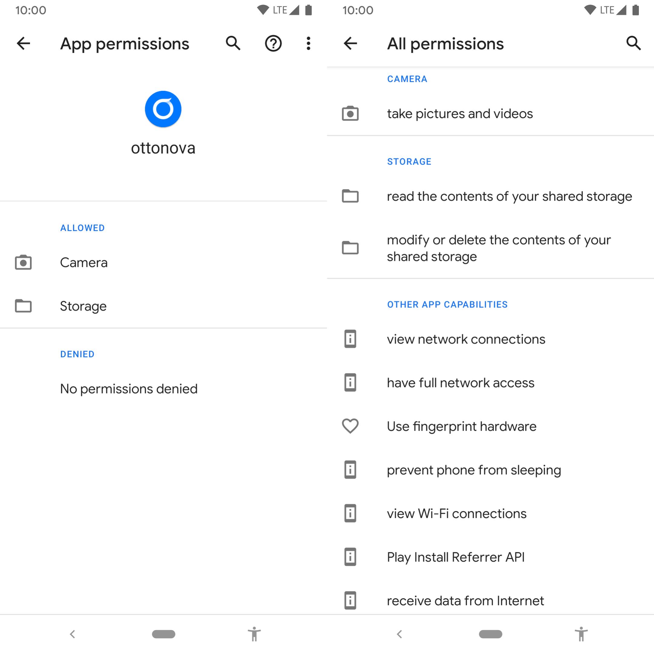 Android Permission Write_External_Storage danilo mendes – ottonova tech